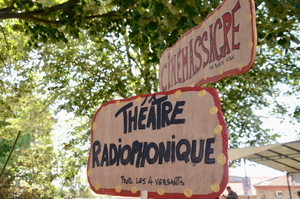 Découvrez le théâtre Radiophonique